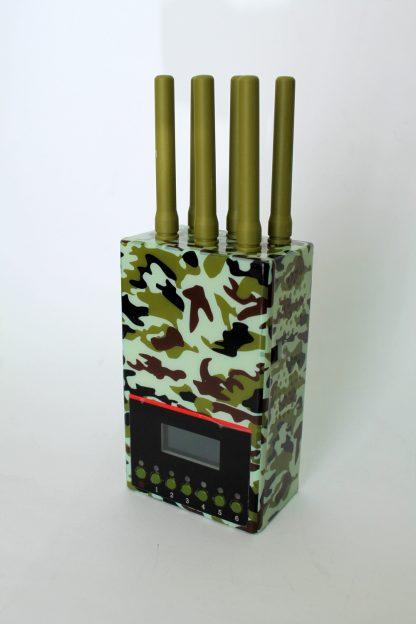 blokator GSM/3G/GPS/4G/WiFi/Bluetooth